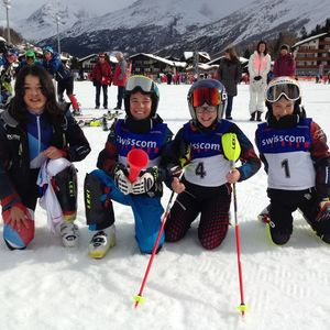 53. Int. Jugendcup Saas Fee